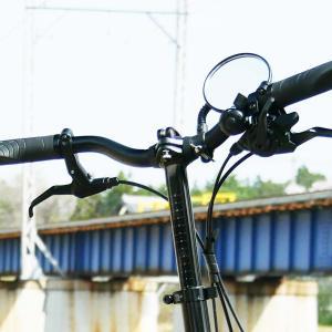 自転車をカスタマイズ1 (ハンドル&グリップ)