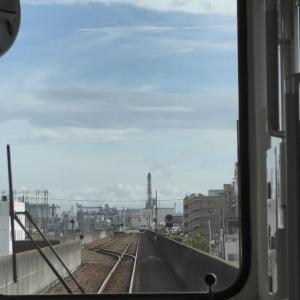 水島臨海鉄道の最後のひと区間へ