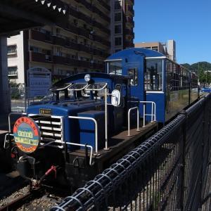 トロッコ列車に歴史あり/平成筑豊鉄道 門司港レトロ観光線