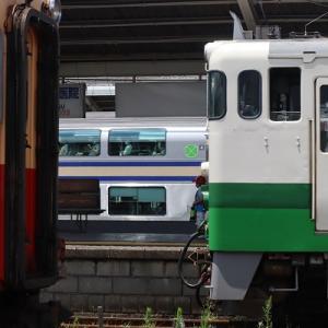 昼間に動くキハ40-2