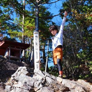 黒川鶏冠山 | 柳沢峠から紅葉真っ盛りの黒川鶏冠山に挑戦!