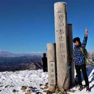 塔ノ岳・丹沢山|大倉尾根から霧氷の丹沢冬景色を求めて雪山登山に挑戦!