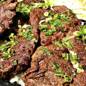 八王子弁当|炭火焼肉 ごしち 高尾本店の焼肉弁当は最高に美味しいです。