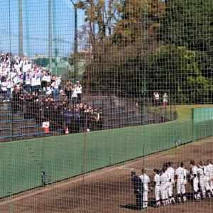 高校野球秋季東京都大会|八王子学園八王子高校 vs 国士舘高等学校の野球観戦に行って来ました!