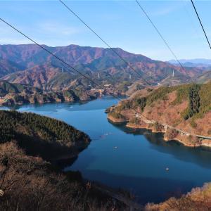 仏果山|高取山経由で宮ケ瀬湖の大絶景を求めて仏果山に挑戦!