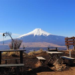 杓子山|鳥居地峠駐車場から天空の鐘を鳴らしに杓子山周回コースに挑戦!