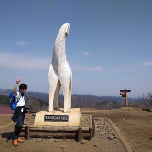 陣馬山|高尾山から陣馬そばを求めて縦走コースに挑戦!帰りは北高尾山稜コースに初挑戦!