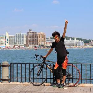 江の島ロードバイク|境川サイクリングロードで夏の江の島に挑戦!