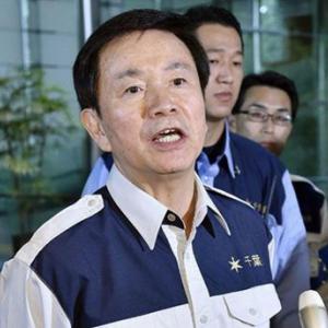 森田健作千葉県知事の釈明会見は最低だった!