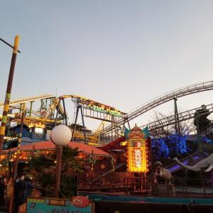 ひらパー、光の遊園地