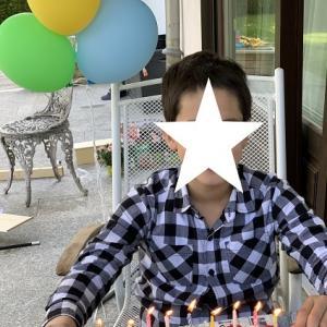 9歳の誕生日♪ロブスター・パーティー
