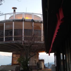 【急いで!】尾道千光寺の展望台に登れるのはあと数日だけよ!!2021.01.02