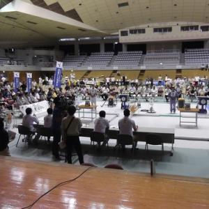 第15回沖縄県ビルクリーニング技能競技大会