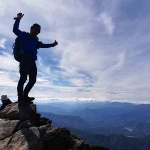 百名山「至仏山」に登って来ました(^^)/