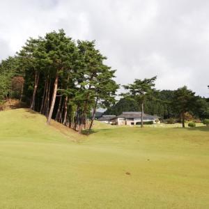 関越ゴルフ倶楽部中山コース回想