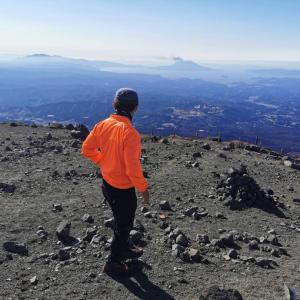 宮崎・鹿児島旅行二日目 霊峰高千穂岳登山とチキン南蛮発祥の地