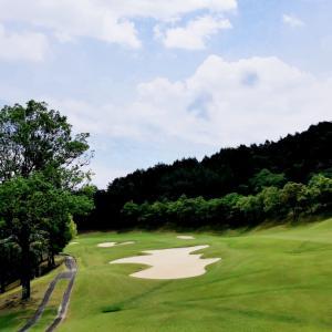 岐阜県初ラウンド、ユーグリーン中津川ゴルフ倶楽部でラウンドしてきました