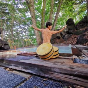 hafhでほぼ無料宿泊、上高地の前泊貸し切り温泉が最高な「ゲストハウス雷鳥」