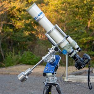 SWAT-350 V-specで天体撮影