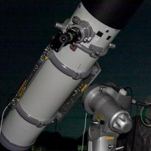 木星をMT-200で観望