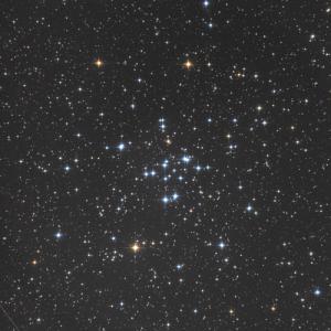 ステライメージ9と散開星団M34