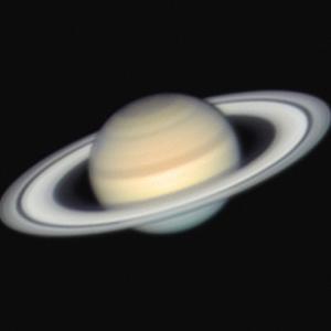2021年の土星