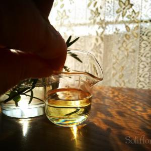 1月の香り~安心と自信。オリジナルアロマルームミスト