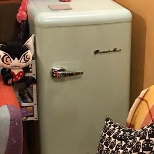 冷凍庫、買いました(・∀・)