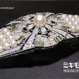 ミキモト真珠博物館に行ってきました!魅惑のアンティークジュエリー♪