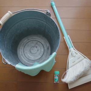 すっきりさっぱり習慣にしたい朝の拭き掃除