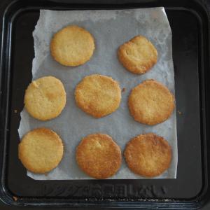 身体に良さそうなクッキーを作ってみた