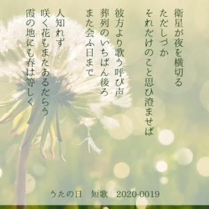人知れず咲く花もまたあるだらう霞の地にも春は等しく(楢﨑古都)