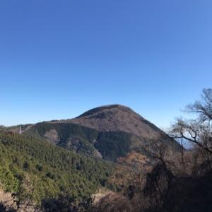 2019年1月3日 矢倉岳