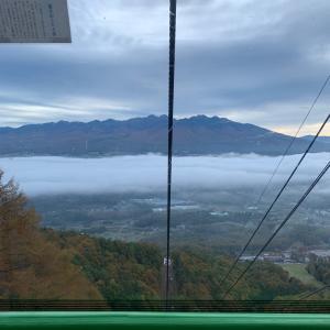 2019年11月3日 入笠山ハイキングと2つのミッション♩