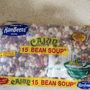 15種類の豆のスープ