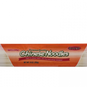 Chinese Noodlesでチャオメンを作って食べる