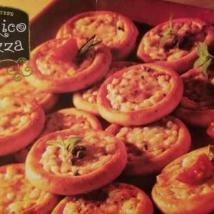 お弁当作りで助けられた冷凍ミニピザ