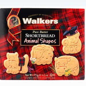 Walkers 動物クッキー