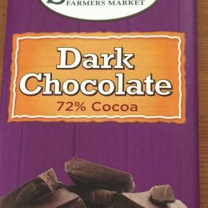 カカオ72%ダークチョコレート