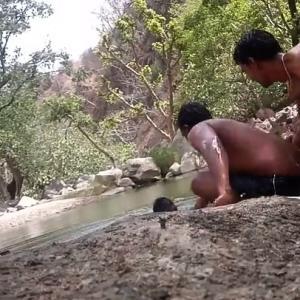 自撮り中の若者トリオ、池の深みにはまり全員死亡 インド・ゴリダム