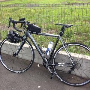 自転車通勤!!