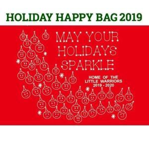 『2019 HOLIDAY HAPPY BAG』