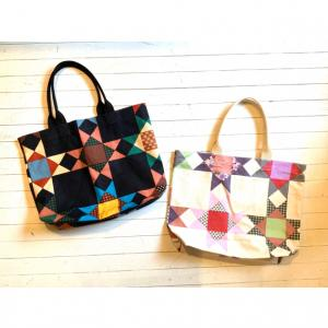 【BOHEMIANS】QUILTING BEE TOTEBAG