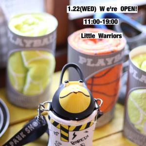 1.22(WED) WE're  OPEN