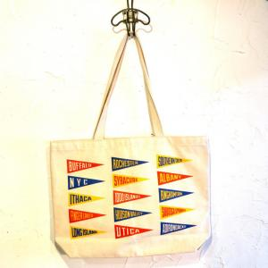【Oxford Penant GOODS】NEW YORK STATE TOTE BAG