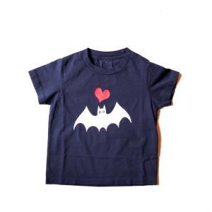 【BOHEMIANS KIDS】GO BAT & LOVE KIDS  SS TEE