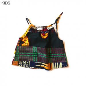 【LIVELOVELEARN KIDS】Africa TOPS