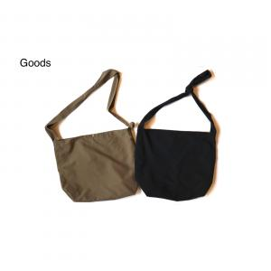【BURLAP OUTFITTER GOODS】Packable Carry