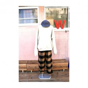 【LIVE LOVE LEARN Lady's 】Tuck Easy Pants