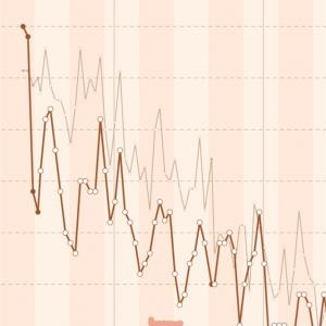 ダイエット記録④ 2か月で3キロ痩せた話。見える化編